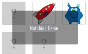 Minkie matching game featured image